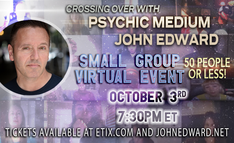 Small Virtual Event October 3