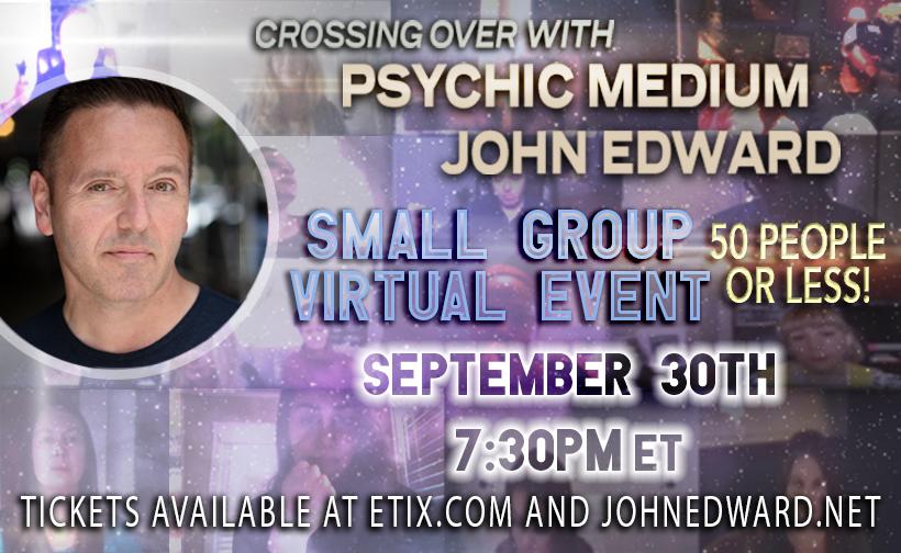 Small Virtual Event September 30