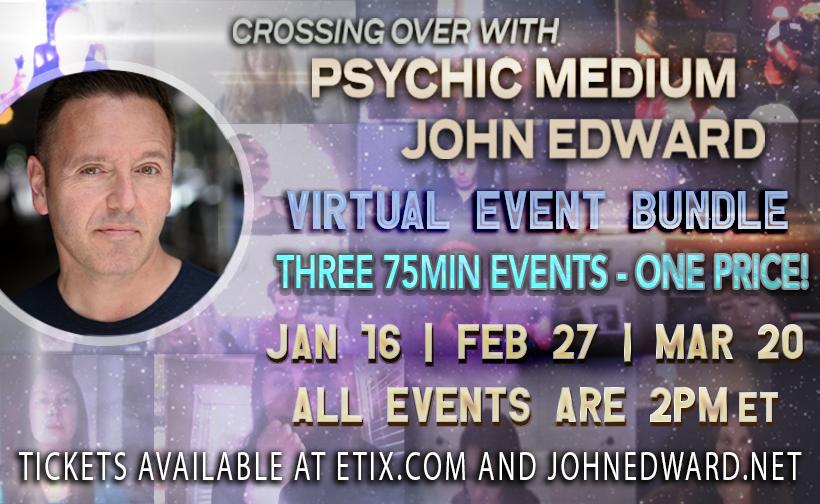 Saturday Afternoon Virtual Event Bundle