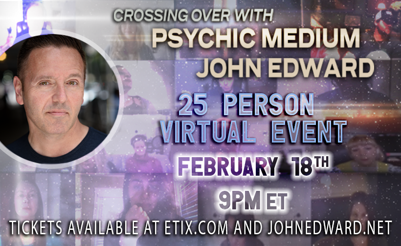 25 Person Virtual Event February 18