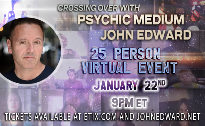 25 Person Virtual Event January 22