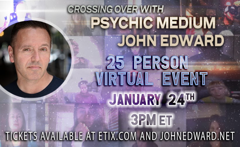 25 Person Virtual Event January 24